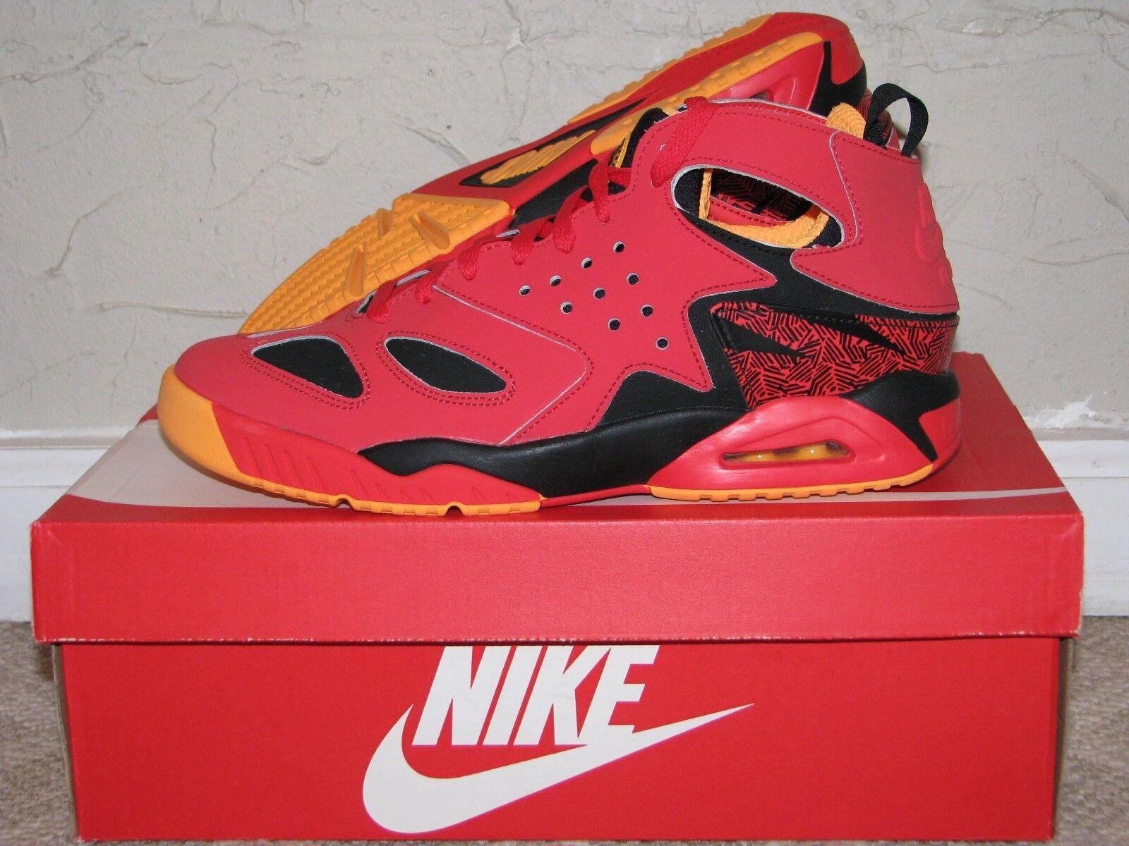 Nike rosso air tech sfida huarache rosso Nike / nero taglia 10 s new 630957-600 Uomo 16b84b