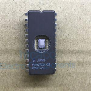 Details about Fujitsu MBM2732A-25 4KByte x 8-Bit 32Kbit 21V 250ns UV-Eprom  IC DIP-24