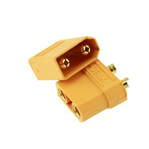 5 Paires Female Male XT90 Banana Fiche Prise Balle Connector For RC Plug Battery