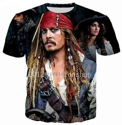 Newest Women//Men Suicide Squad Joker Funny 3D Print Casual T-Shirt UK623