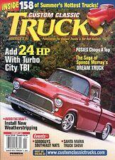 Custom Classic Trucks Magazine February 2003 How To Install New Weatherstripping