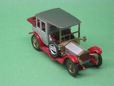 Y-7 Rolls Royce 1912 Matchbox Moy models of yesteryear by Lesney England OVP