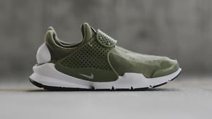 Nike Sock Dart KJCRD Palm Green Men's Size 11-13- 819686-301
