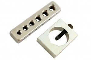 SAFETY WIRE NUT & BOLT JIG KIT IN UNF UNC IMPERIAL DRILL HOLES ...