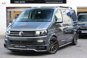 Image Is Loading 2018 039 18 Volkswagen Transporter T6 Kombi