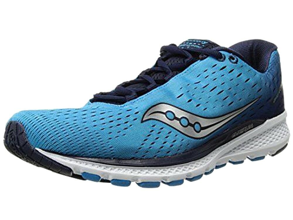 New Men's Saucony Breakthru 3 Running / Training Shoes Sz 11 - blue  S20358-4