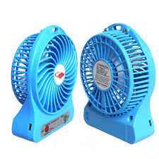 4 Inch Multi Functional Rechargeable Fan