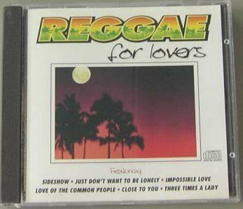 Reggae for Lovers (K-tel, 1995) Barry Biggs, John Holt, Blues Busters, Pi.. [CD]