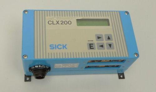 W359 Sick clx200-3031 clx-200 1012230 controlador de red