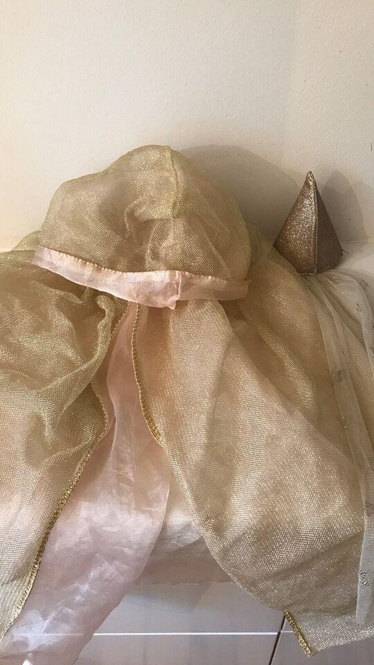 Udklædningstøj, Guld kappe og fehat, Kappe fra HM og fehat