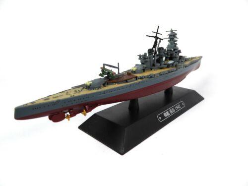 Kirishima 1942 Japan Schlachtschiff WW2 1:1100 DeAgostini Militär T07