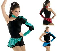 'i Am Woman' Tap Jazz Contemporary Dance Competition Costume Child 6-7