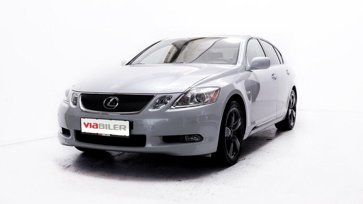 Lexus GS300 3,0 aut. 4d - 159.800 kr.