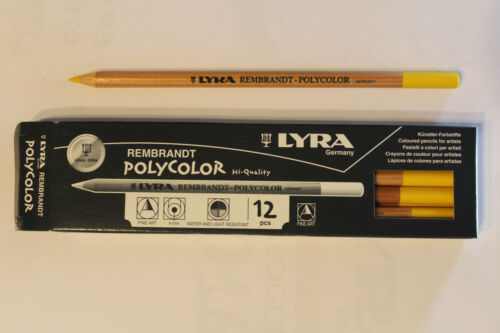 La lyre artistes-farbstift polycolor zitron