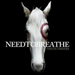 Needtobreathe - The Outsiders [New CD]