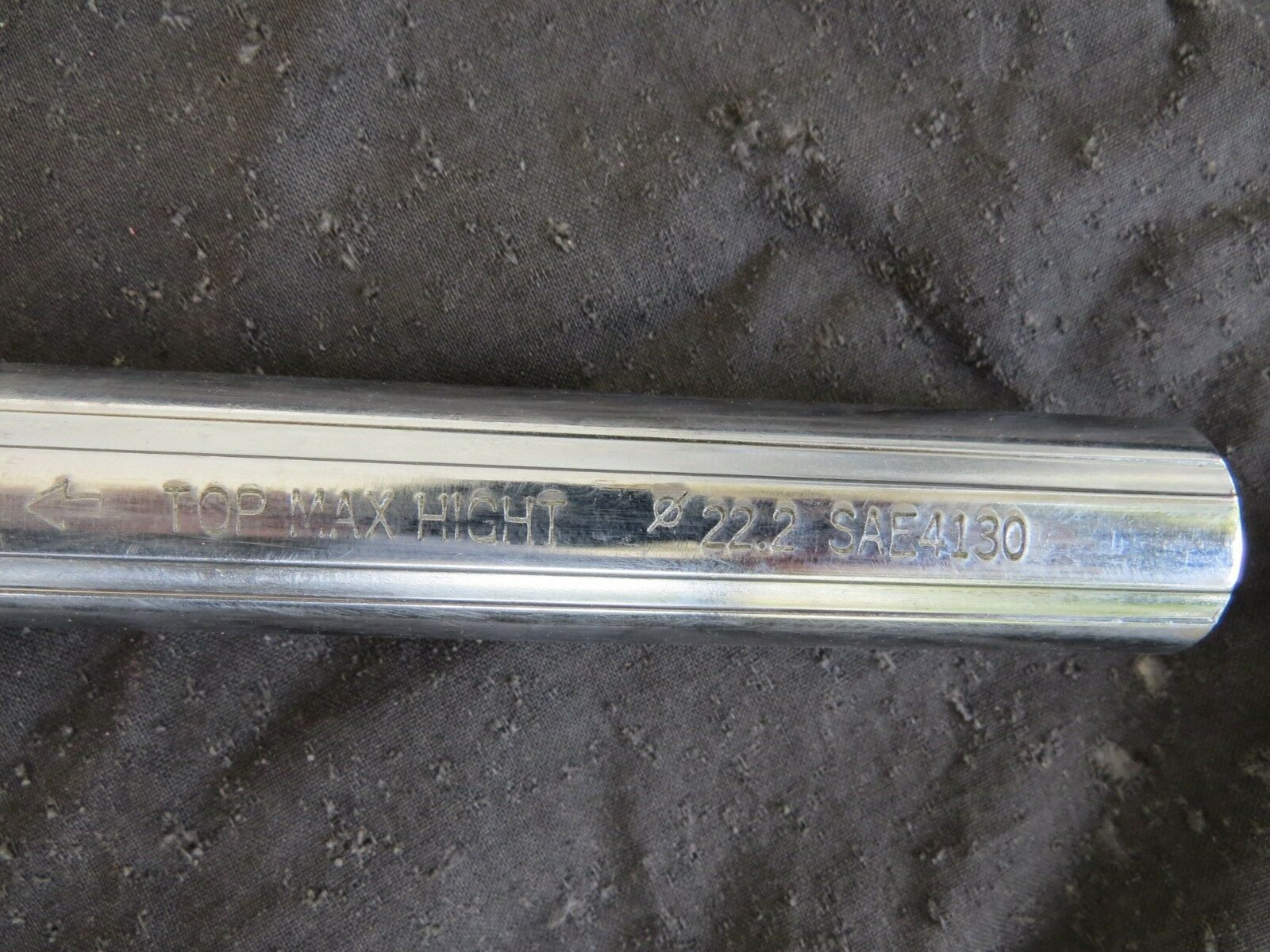 HARO ANLUN CHROME FLUTED 1980s SEAT SEAT SEAT POST 22.2 BMX CRUISER FREESTYLE  VINTAGE cbf2dc