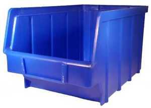 P-D-W DSC-031100 Kunststoff PP Gr.3 Stapelboxen - Blau