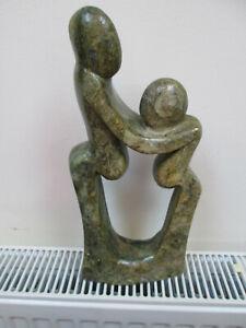 Shona Stone African Sculpture modernist Art  Ornament Zimbabwe Abstract