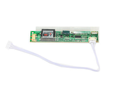 1 Lamp Narrow CCFL Universal LCD Backlight Inverter Board + Cable For LCD  Screen | eBay