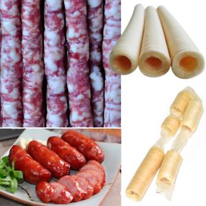 14M-Natural-Sausage-Casings-Skins-Breakfast-Smoked-Sausage-Collagen-Casings