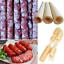 14M-Natural-Sausage-Casings-Skins-Breakfast-Smoked-Sausage-Collagen-Casings thumbnail 1