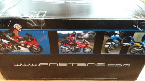 FASTBAG Hard lockable Expandable Storage for Sports Bikes HTF OOP