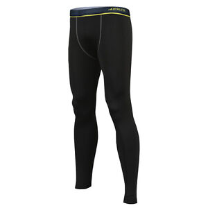 Mens COOVY Compression Base Layer Running Workout Gym Yoga Tights