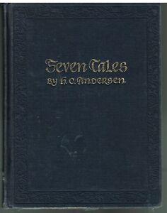 Seven-Tales-by-Hans-Christiansen-Andersen-1959-Illus-by-Maurice-Sendak-Book