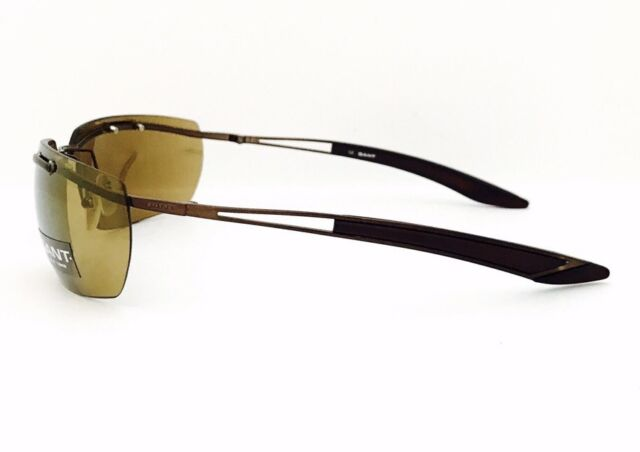 0c175ae0dcc GANT Sunglasses Horizon Brown 68•14•115 With Generic Case