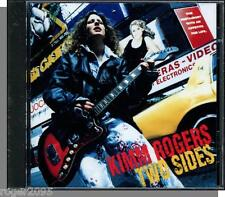 Kimm Rogers - Two Sides - New 1992 Island Rock CD!