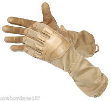 Blackhawk Fury Gloves Nomex 8093SMCT Small Tan Tactical Free Domestic shipping