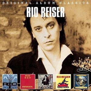 RIO-REISER-ORIGINAL-ALBUM-CLASSICS-5-CD-NEU