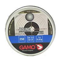 Gamo Roundball Pellets (bb's) .22 Caliber 632032554 on sale