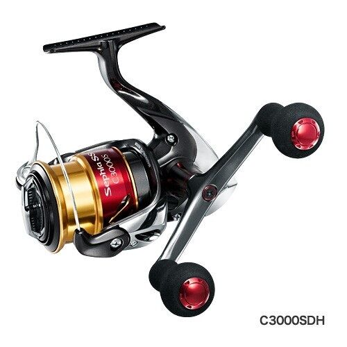 SHIMANO SEPHIA SS C3000SDH   - Free Shipping from Japan