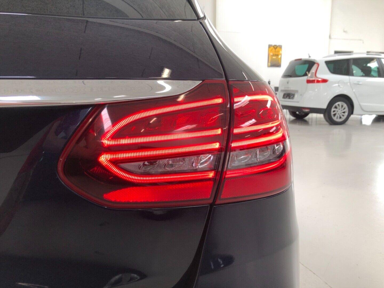 Billede af Mercedes C220 d 2,0 Avantgarde stc. aut.