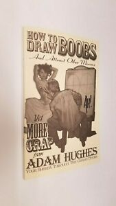 draw how to Adam boobs hughes