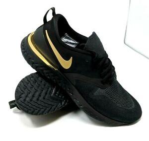 Nike ID Odyssey React Flyknit Black