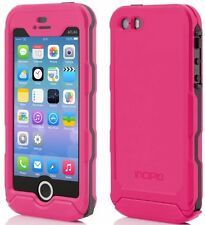 Incipio Atlas ID Waterproof Fingerprint Touch ID Case iPhone 5 & 5S - Pink/Grey
