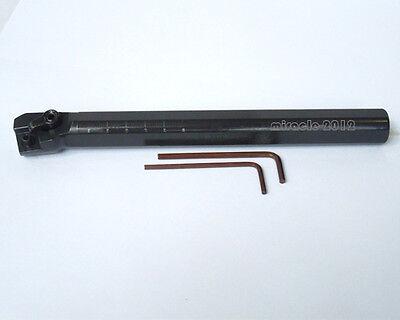 S20R-MCKNR12 circle indexable boring bar shank Right Hand 75 Degree lathe tools