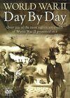 World War II - Day By Day (DVD, 2009, 3-Disc Set)