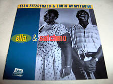 ELLA FITZGERALD & SATCHMO-LOUIS ARMSTRONG RARE SPAIN CD