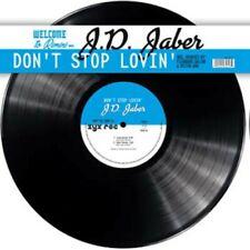 """J.D. Jaber - Don't Stop Lovin' (Vinyl 12"""" - 1983 - EU - Reissue)"""
