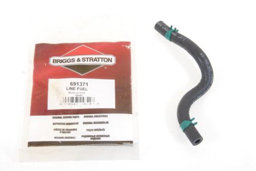 Briggs /& Stratton 691371 Fuel Line Kraftstoffleitung Neu NOS #43-42-095