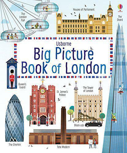 Big Picture Book Of London ( My Image ) par Rob Lloyd Jones,Neuf Livre ,Gratuit