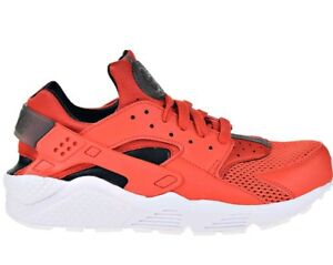 f9d6559081df0 Nike Air Huarache Premium RED SE QS Men s Running Shoes SIZE 9