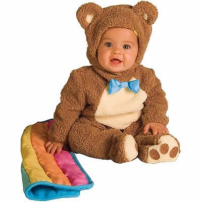 Teddy Bear Infant Toddler Halloween Costume 0-6 6-12 12-18 months size