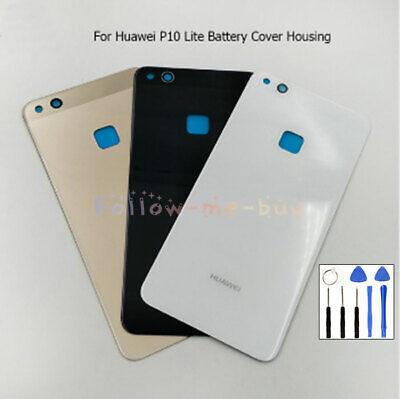 For Huawei P10 Lite Battery Back Cover Housing Case Door Rear Glass Panel Tool | eBay