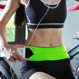 Fitness-Cycling-Style-Running-Flipbelt-Yoga-Zip-No-Bounce-Sport-Waist-Bag