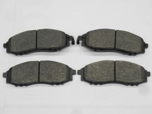 Bremsbeläge front vorne für Nissan Murano Z50 NP300 Pathfinder R51 III 2,5 3,5