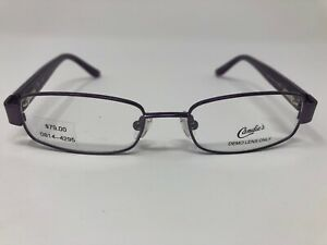 NEW-Kids-Candie-039-s-C-Sia-S-Purple-Eyeglass-Frames-47-16-125-Flex-Hinge-VH19